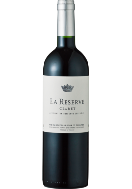 La reserve Bordeaux Rouge 2011