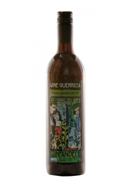 Wine Guerrilla Forchini Vineyard Zinfandel, Dry Creek, Californien 2012