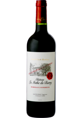 Château La Mothe Du Barry Rouge Bordeaus Magnum 2013