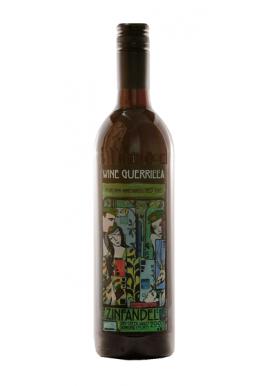 Wine Guerrilla Forchini Vineyard Zinfandel, Dry Creek, Californien 2012