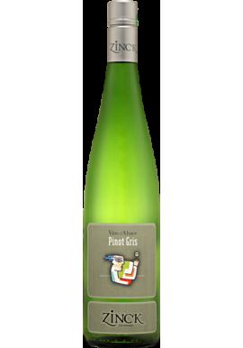 Domaine Zinck Pinot Gris Portrait Alsace 2014